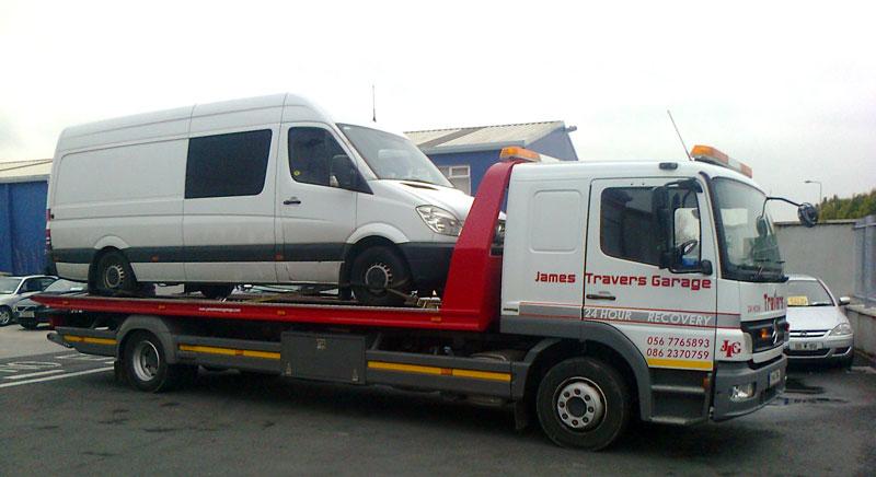 Breakdown Assist Kilkenny | M9 Roadside Recovery